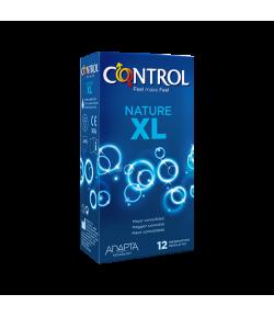 Preservativo Nature XL CONTROL 12ud Preservativos