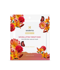 Máscara Facial Natural Lifting Therapy Mask 25ml SESDERMA