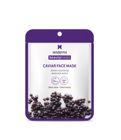 Máscara Facial Wonder Ingredients Caviar 22ml SESDERMA