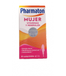 Pharmaton Mujer 30 comprimidos