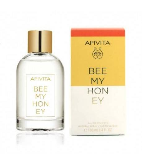 Bee My Honey Eau de Toilette 100ml APIVITA