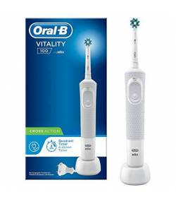 Oral-B Vitality 100 CrossAction Eléctrico Blanco