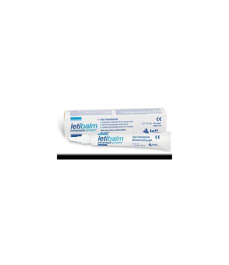 Gel Intranasal Protect LETIBALM 15ml Hidratante