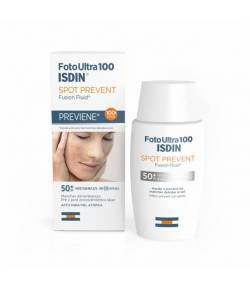 Fotoprotector Spot Prevent Fusion Fluid 100+ ISDIN 50ml