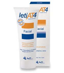 Crema Facial LETI AT4 50ml Hidratante
