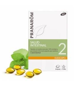 OLEOCAPS 2 Bienestar Gastrointestinal y Vía Urinaria 30caps PRANAROM Aparato Urinario