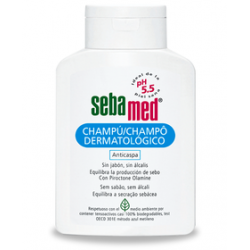 Champú Dermatológico Anticaspa SEBAMED 200ml