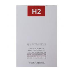 Crema Activa H2 VITAL PLUS 40 ml Hidratante