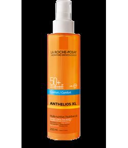 ANTHELIOS SPF 50+ Aceite Nutritivo Invisible 200ml LA ROCHE-POSAY Protección solar
