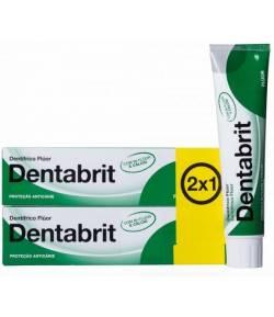 Pack 2x1 Dentífrico Flúor 75ml DENTABRIT Dentífricos
