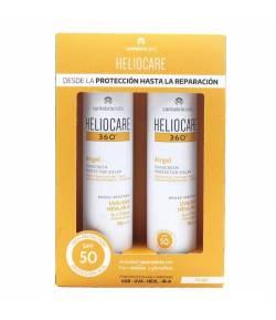 HELIOCARE Pack Dublo Helio 360º Airgel 200ml CANTABRIA LABS Protección solar