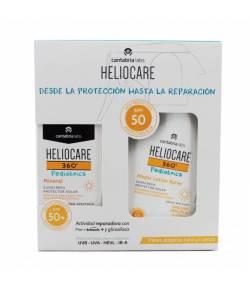 HELIOCARE Pack Helio 360º Pediatrics Atopic Spray CANTABRIA LABS Protección solar