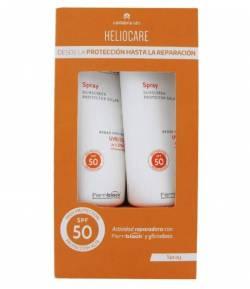 HELIOCARE Pack Duplo Helio SPF50+ Spray 200ml CANTABRIA LABS Protección solar