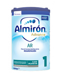 ALMIRÓN 1 AR 800 gr Anti-Regurgitación