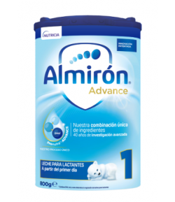 Almirón ADVANCE 1 con Pronutra 800 gr Lactantes