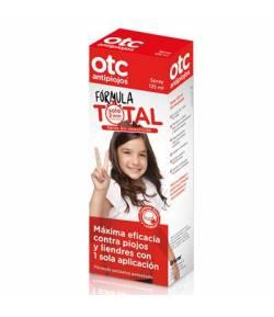 Loción Antipiojos Fórmula Total 125ml OTC Piojos