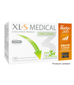 XLS Medical CaptaGrasas 180comp Suplementos