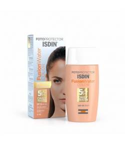 Fotoprotector Fusion Water Color +50 ISDIN 50ml