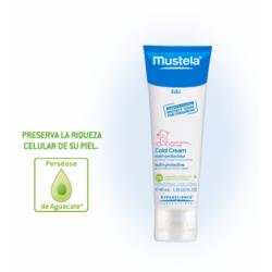 Cold Cream Nutriprotector MUSTELA 40ml