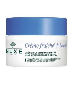 Fraiche de Beauté Hidratante Piel Seca 50ml NUXE Hidratante