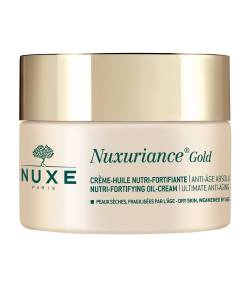Crema Aceite Fortificante Nuxuriance Gold 50ml NUXE Antiedad