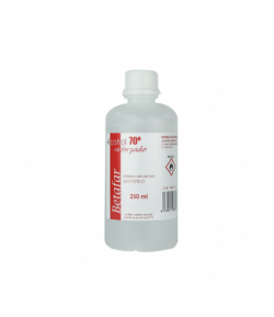 Alcohol 96º Betafar 250ml