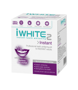 PACK i White 2 INSTANT teeth whitening Blanqueamiento