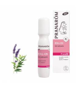PRANABB Roll-on Gel Calmante BIO 15ml PRANAROM Picaduras