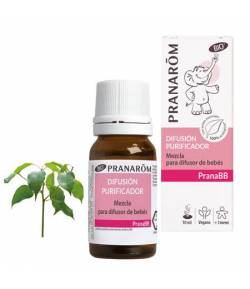 PRANABB Difusión Purificador BIO 10ml PRANAROM Aromaterapia