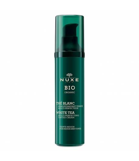 Nuxe BIO Tratamiento Hidratante Color Medio 50ml Hidratante