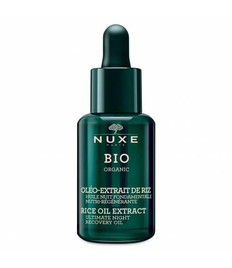 Nuxe BIO Aceite Noche Nutri-Regenerante 30ml Antiedad