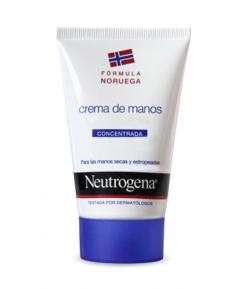 Pack Crema de Manos Concentrada 50ml + Protector Labial SPF20 NEUTROGENA