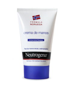 Pack Crema de Manos Concentrada 50ml + Protector Labial SPF20 NEUTROGENA Crema de manos
