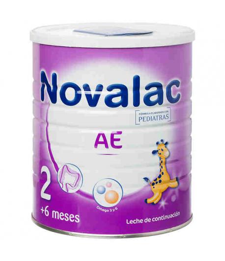 NOVALAC AE 2 800gr Anti-Extreñimiento