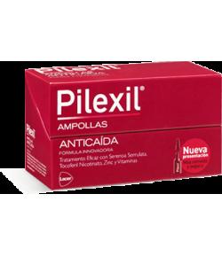 Anticaída Ampollas 15x5ml PILEXIL Caída del cabello