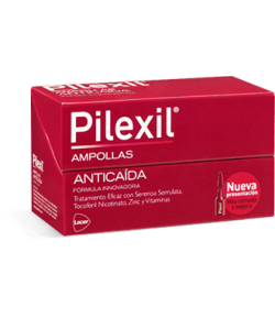 Anticaída Ampollas 15x5ml PILEXIL