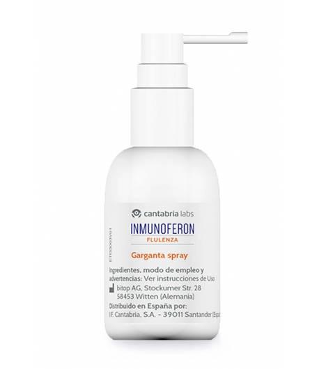 Inmunoferon Flulenza Garganta Spray