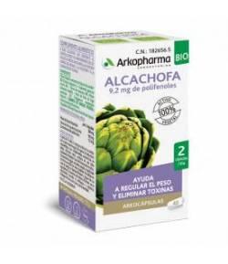 ARKOCÁPSULAS Alcachofa BIO 40caps ARKOPHARMA Control de Peso