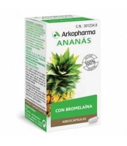 ARKOCÁPSULAS Ananás 48caps ARKOPHARMA Control de Peso
