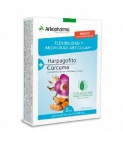 ARKOCÁPSULAS Compex Harpagófito + Cúrcumacaps ARKOPHARMA Articulaciones