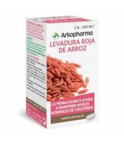 ARKOCÁPSULAS Levadura Roja Arrojo 45caps ARKOPHARMA Colesterol
