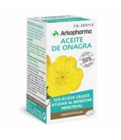 ARKOCÁPSULAS Aceite de Onagra 50caps ARKOPHARMA Vitaminas