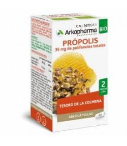ARKOCÁPSULAS Própolis 42caps ARKOPHARMA Salud
