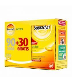 Supradyn Activo Promoción 100 + 20 Comprimidos