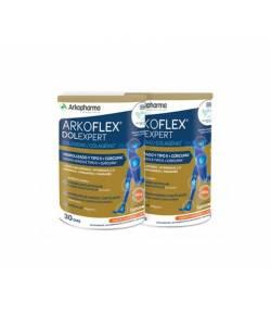 ARKOFLEX Duplo Dolexpert Colágeno 2x390gr Sabor Naranja ARKOPHARMA Articulaciones