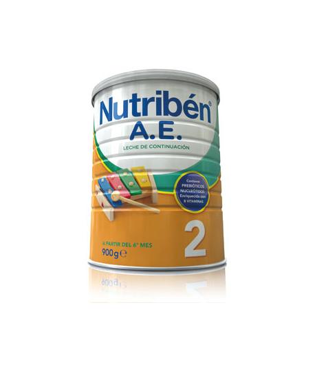 NUTRIBÉN A.E. 2 800gr Anti-Extreñimiento