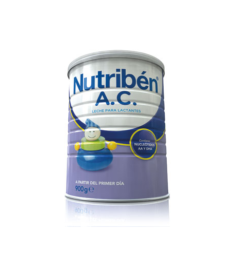 NUTRIBÉN A.C. 800gr Anti-Cólicos