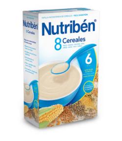 NUTRIBÉN 8 Cereales 600gr