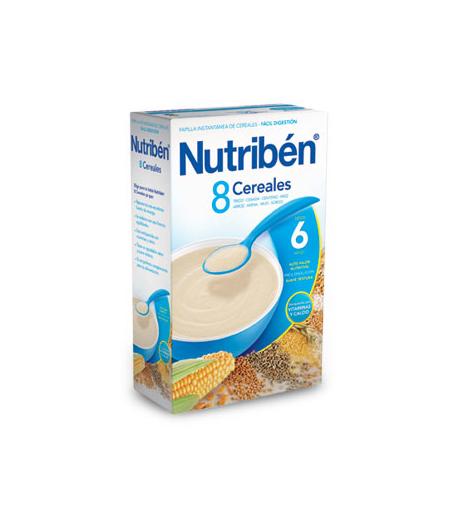 NUTRIBÉN 8 Cereales 600gr 8 Cereales