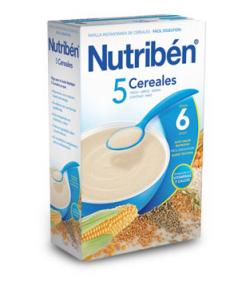 NUTRIBÉN 5 Cereales 600gr